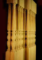 Hanson Woodturning, Stair Parts - Balusters, Spindles, Newels and Finials