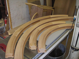 Hanson Woodturning, Stair Parts - Handrails & Fittings.