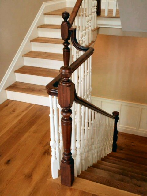 Wonderful Hanson Woodturning, Stair Parts   Balusters, Spindles, Newels And Finials.